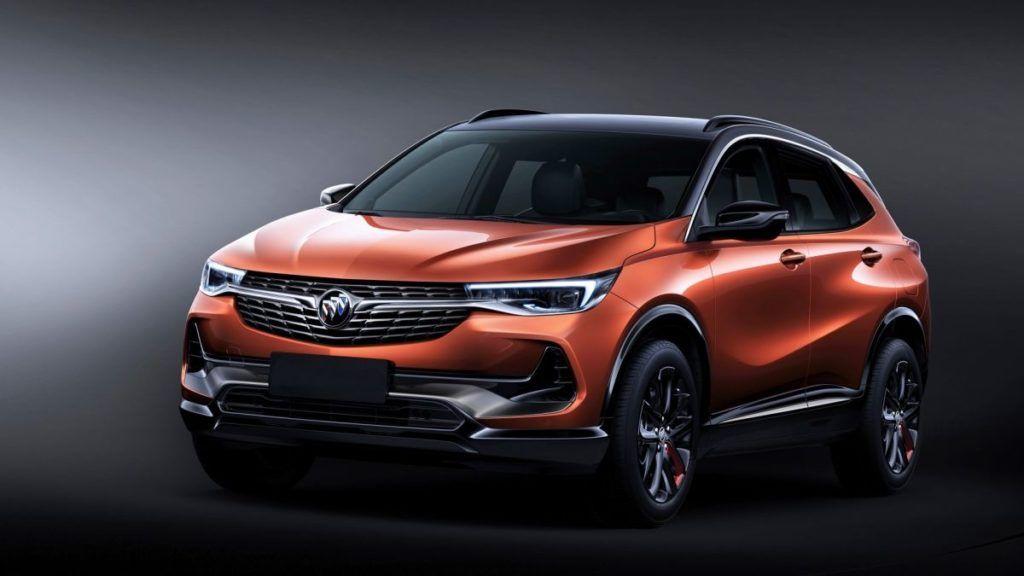 2021 Buick Encore Design Overhaul, GX Model Buick, Opel