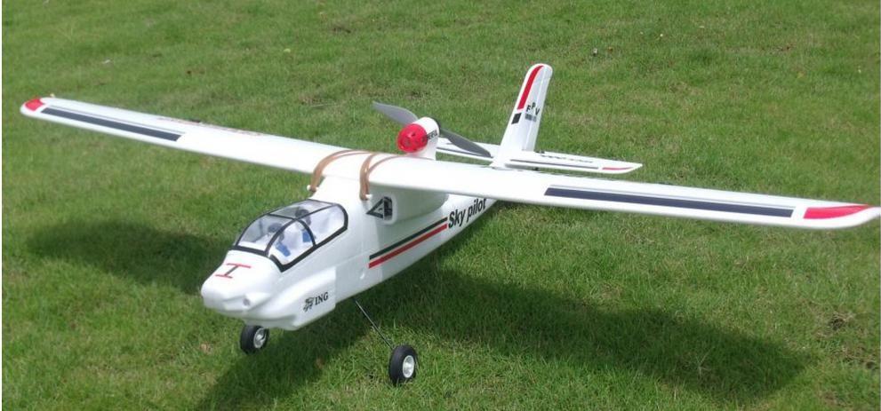Sky Pilot TS839 1300mm Wingspan EPO FPV Trainer RC Airplane