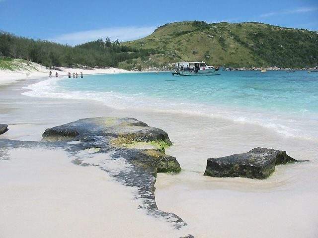 Ilha Do Farol Foto Timoneiro Arraial Do Cabo Arraial E Farol