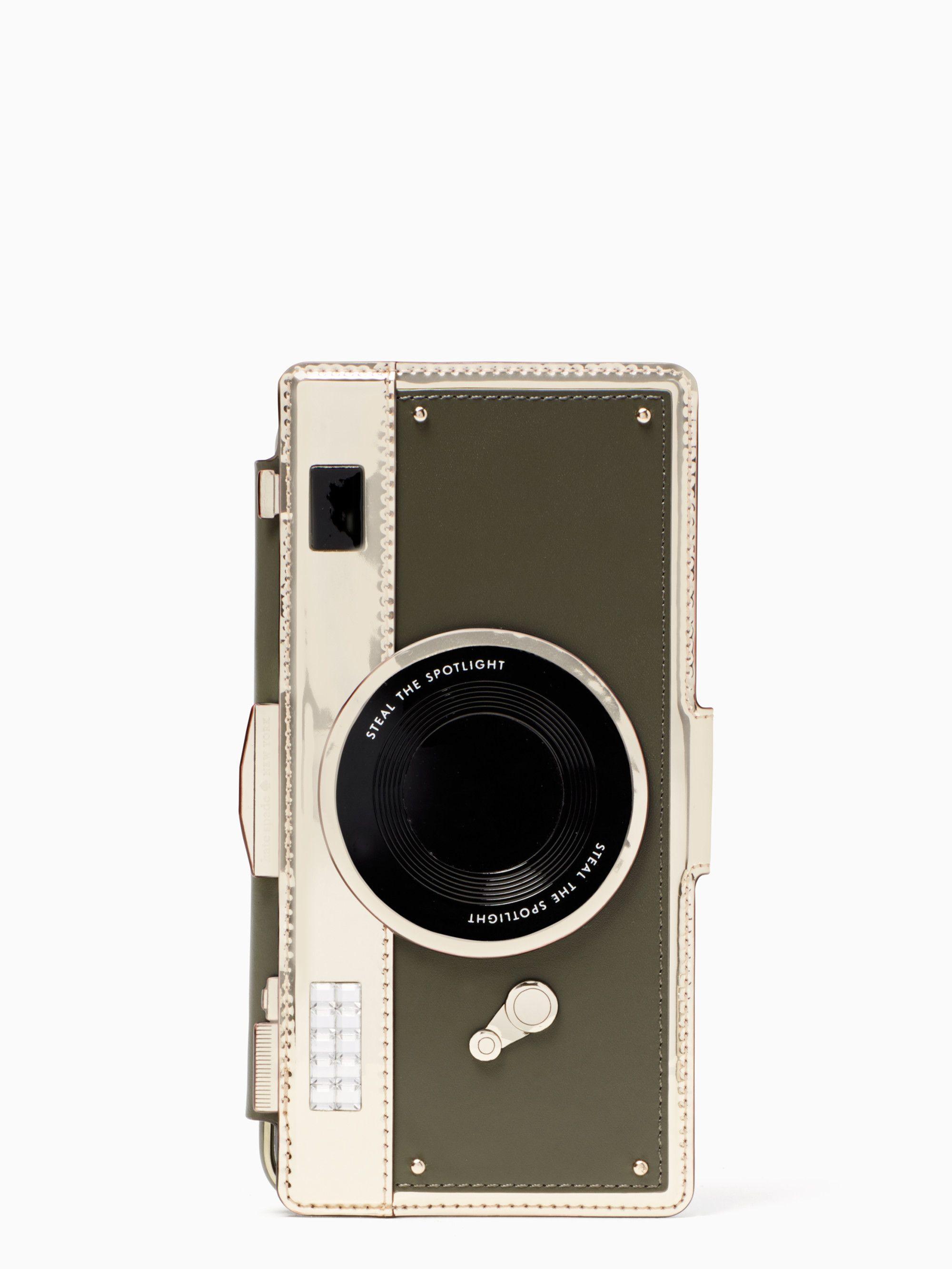 Camera folio iphone 7 plus case kate spade new york