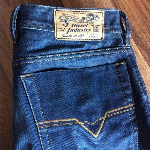 9f16c44ef942 Shop Men s Diesel size 30 Bootcut at a discounted price at Poshmark.  Description  Boot cut, only worn twice! Very nice Jeans, originally  purchased at ...
