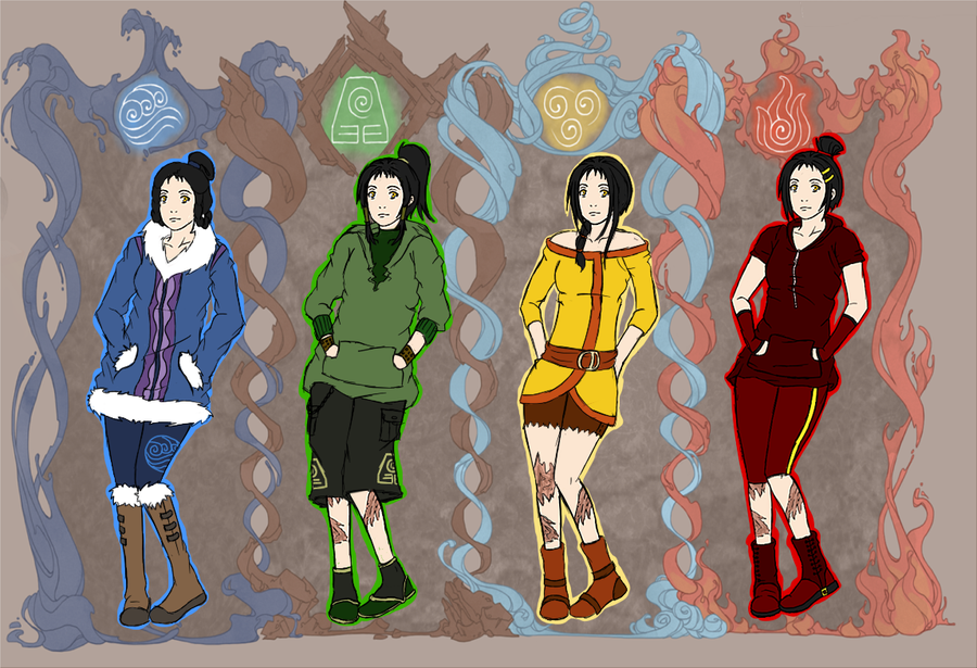 Avatar OC OUTFIT MEME by DropDeadThenDance on DeviantArt | LEGEND OF