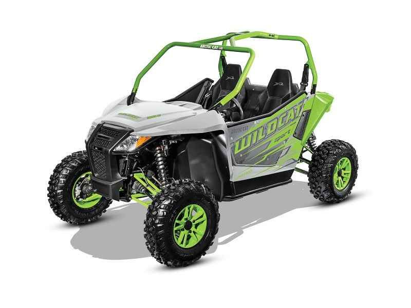 New 2017 arctic cat wildcat sport limited eps atvs for