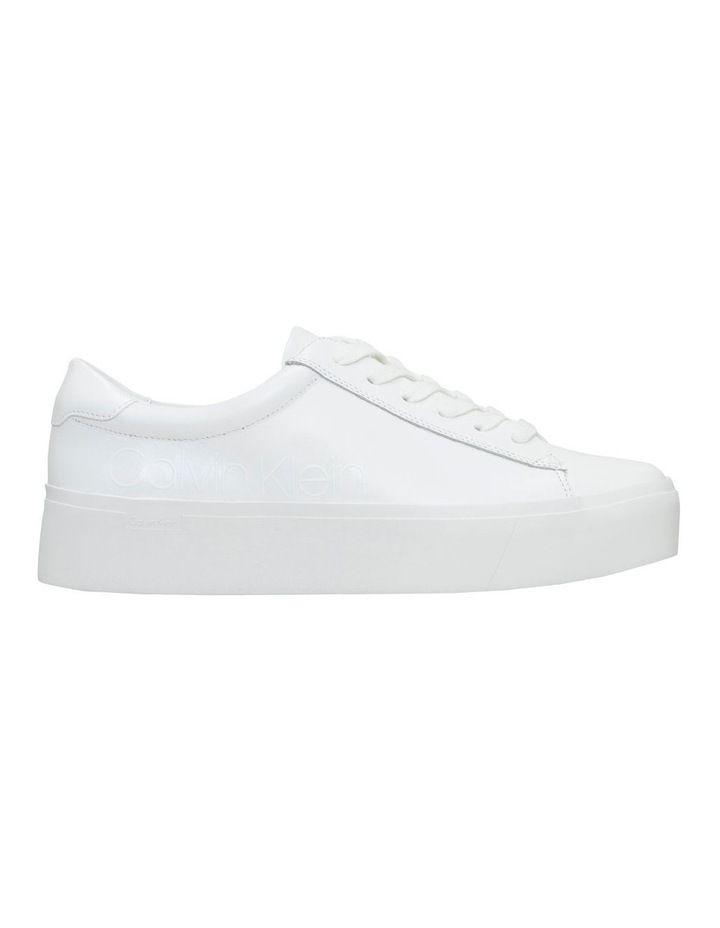 Calvin Klein | Janika White Sneaker