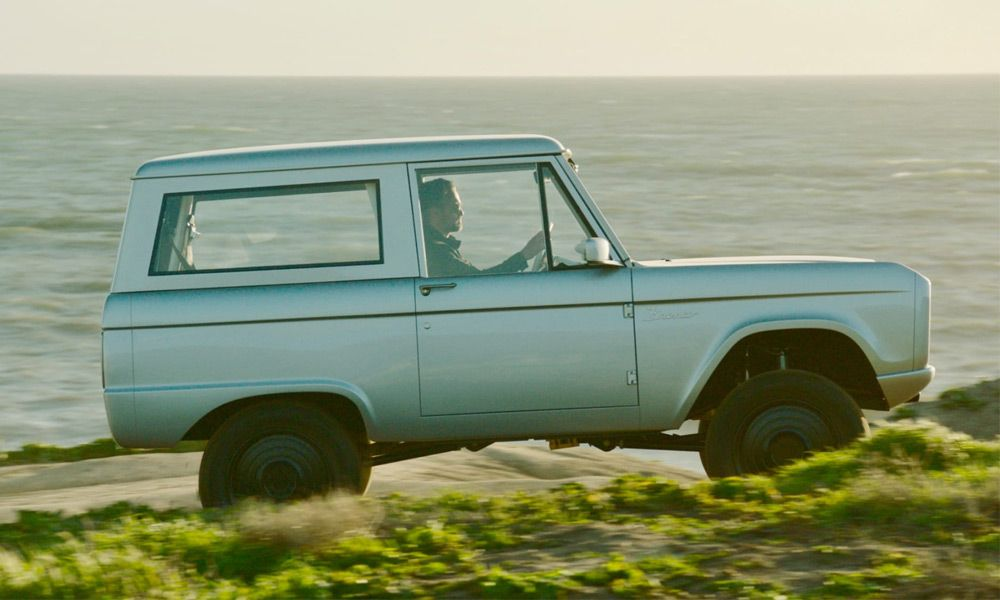 Zero Labs Electric Ford Bronco Ford Bronco Bronco Classic Ford