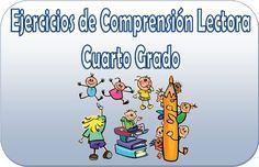 Ejercicios de comprensión lectora para cuarto grado de primaria - http://materialeducativo.org/ejercicios-de-comprension-lectora-para-cuarto-grado-de-primaria/