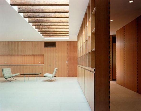 Shigeru Ban Concluye Casa De Mies Van Der Rohe. Tea HousesHouse FurnitureCardboard  ...