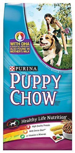 Puppy Chow Healthy Morsels Dog Food 4 40 Pound Pack Of 3 13 02