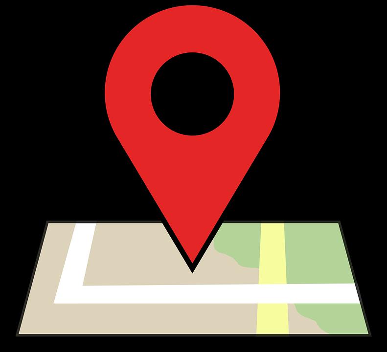 Free Image On Pixabay Location Map Pin Pinpoint Point Google Mapas Celulares Google