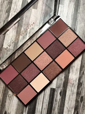 Photo of Urban Decay Naked Cherry and Revolution Beauty Reloaded Provocative Palette (Dup…