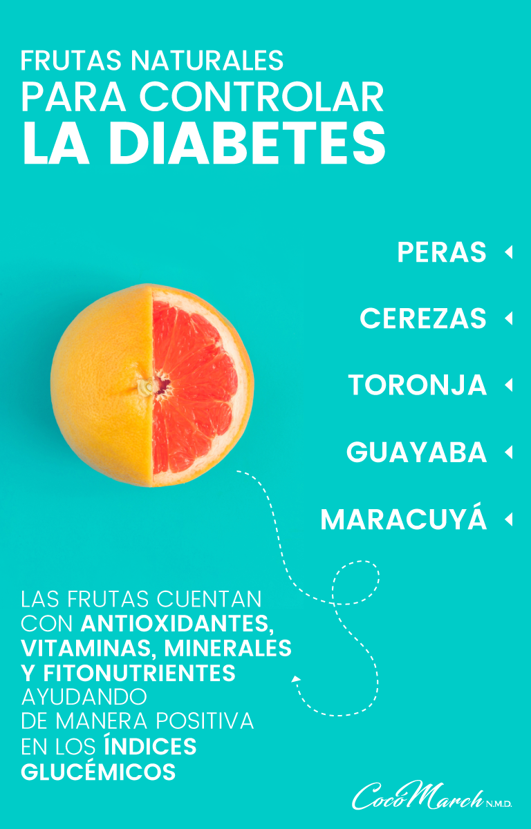 beneficios de la toronja en diabetes
