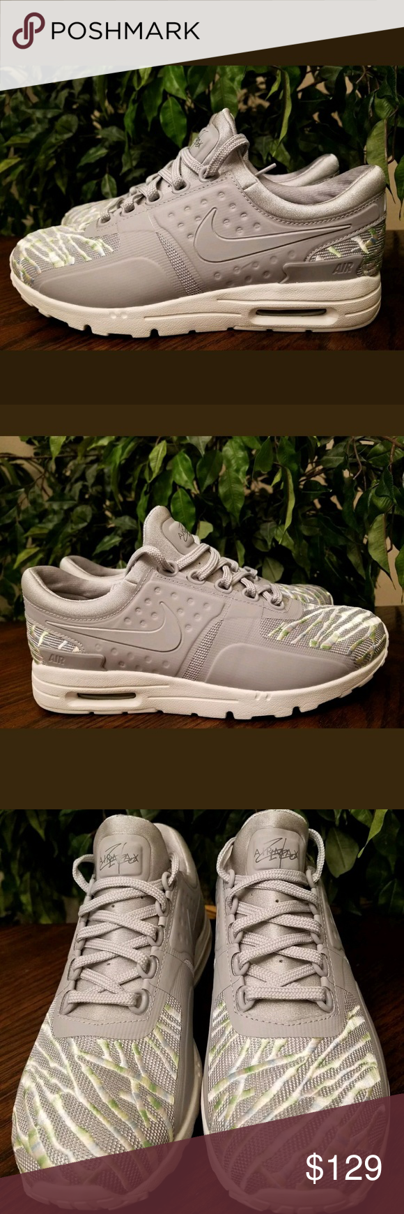 5bdf4520a50 Nike Women s Air Max Zero SE Sneakers 896199 001 Nike Women s Air Max Zero  SE Sneakers 896199 001 Size 7 Color  Grey Rainbow Nike Shoes Athletic Shoes