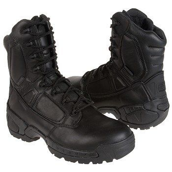 Magnum Elite Force 8.0 WPI Boots (Black) - Men's Boots - 8.0 M