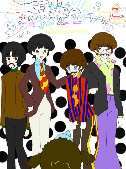 The Beatles: Yellow Submarine   Fresh Comics