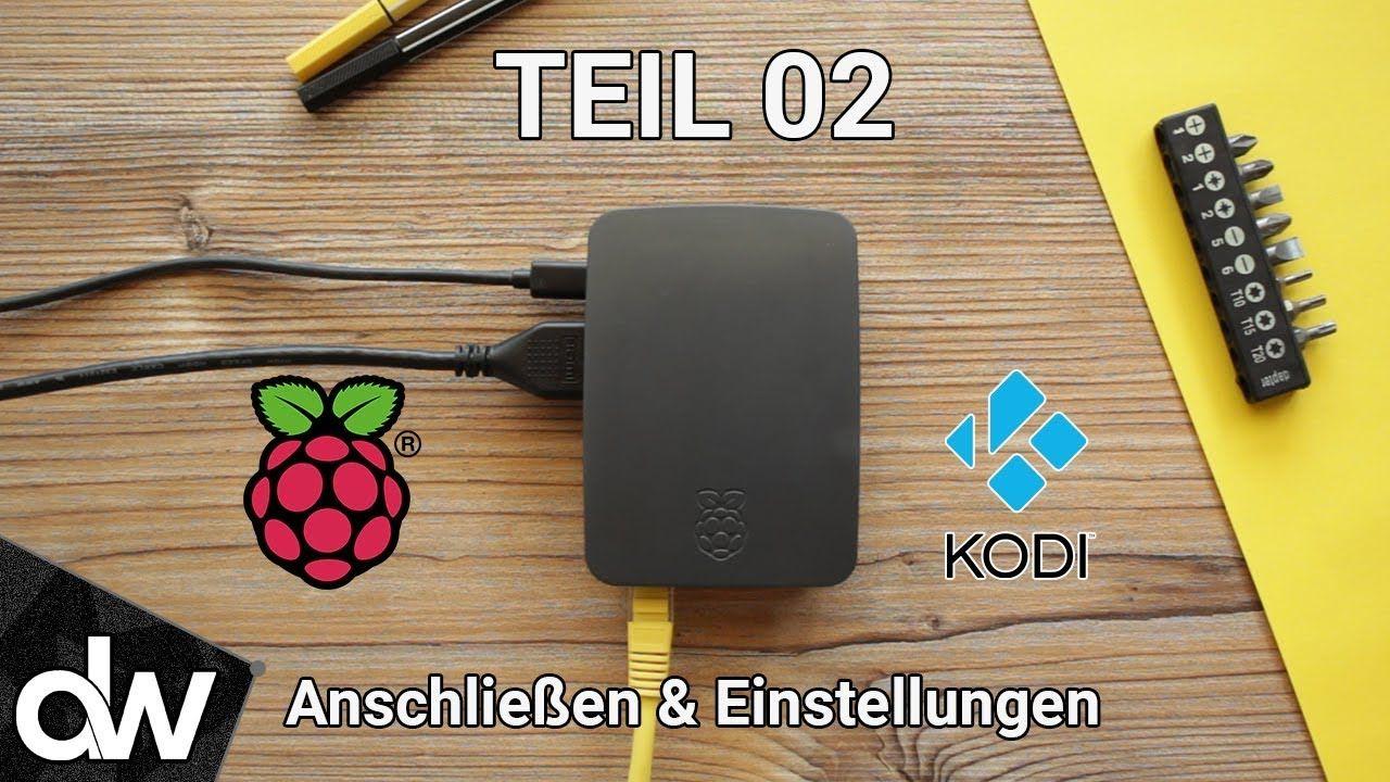 🎬 Kodi auf Raspberry Pi 3 installieren ▻ LibreELEC 2017