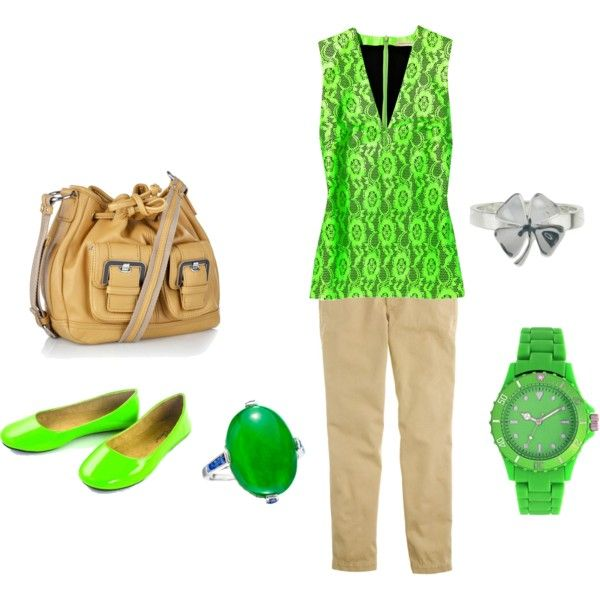 St. Pat's Day, created by missybluth.polyvore.com