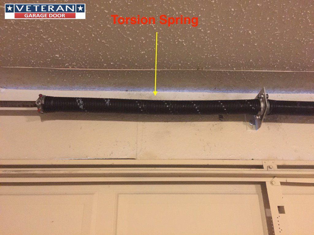 Garage Door Torsion Spring Repair Images Springs Replacement Home