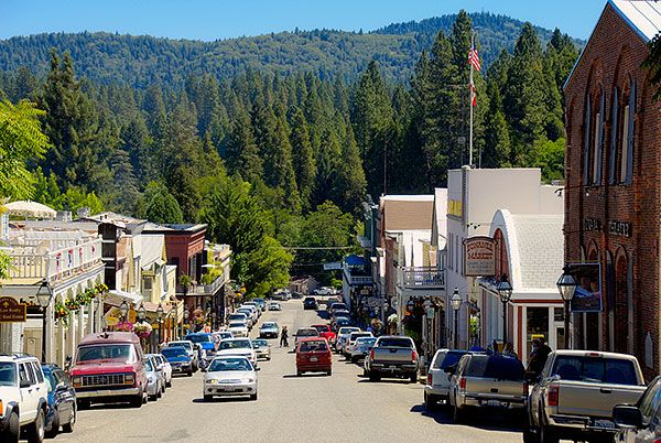 Nevada City California Nevada City Nevada City California City