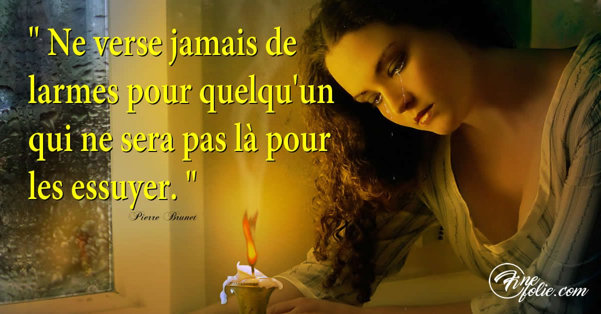 Citation Sur Le Thème De La Tristesse Du Manque De L