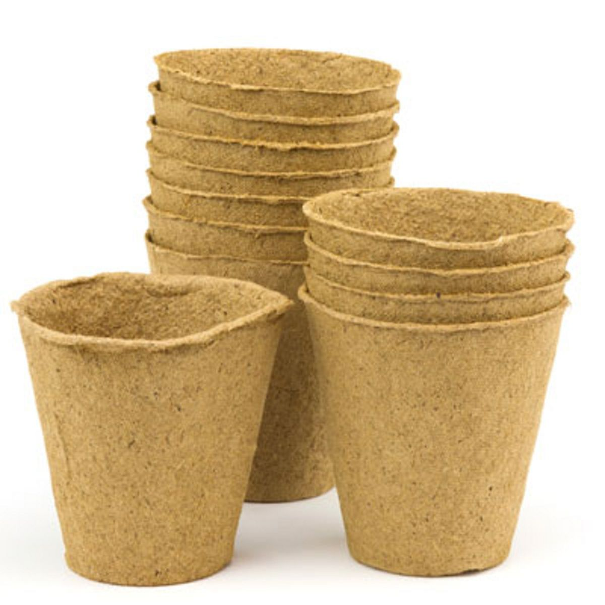 Diy Biodegradable Pots: Biodegradable Gardening Pots Are 100% Recyclable Custom