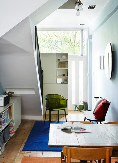 How to make a narrow house feel bigger life and style the guardian