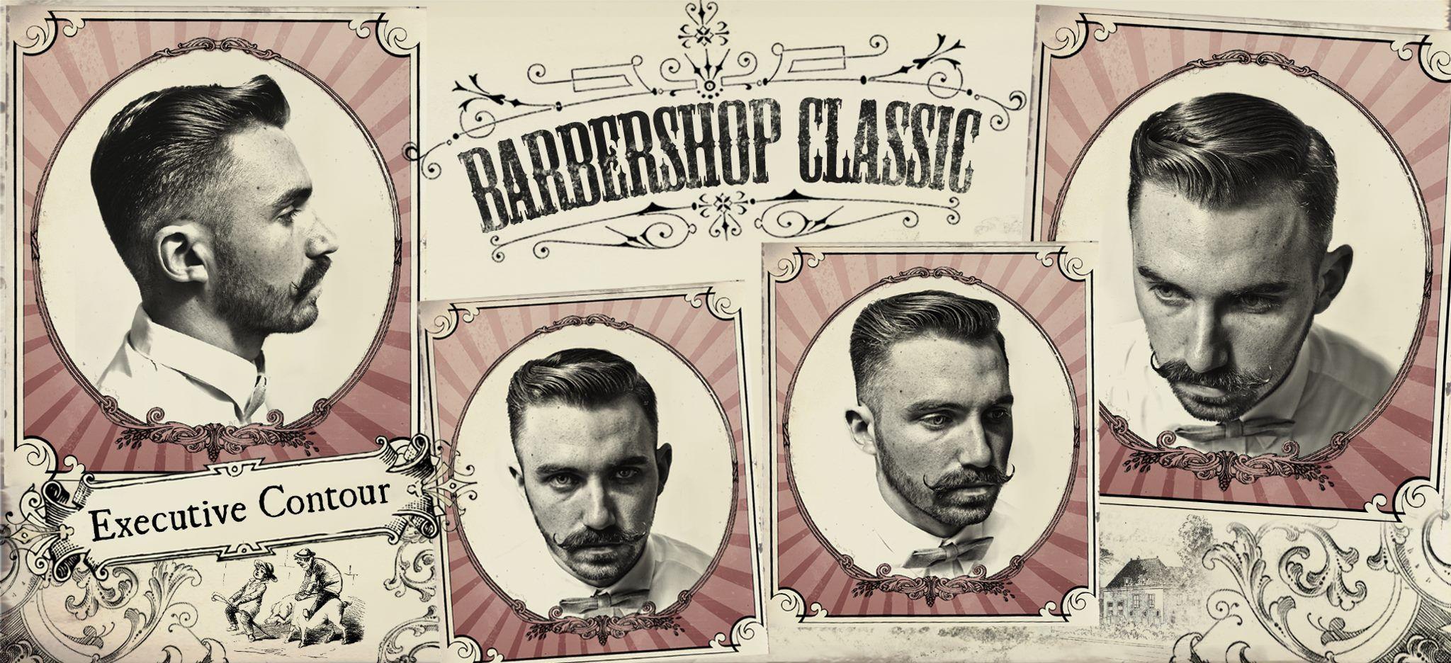 The Executive Contour Signature Haircuts Barbershop Classics