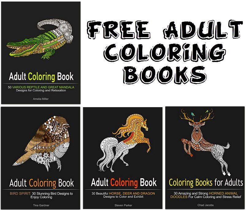 free adult printable coloring books