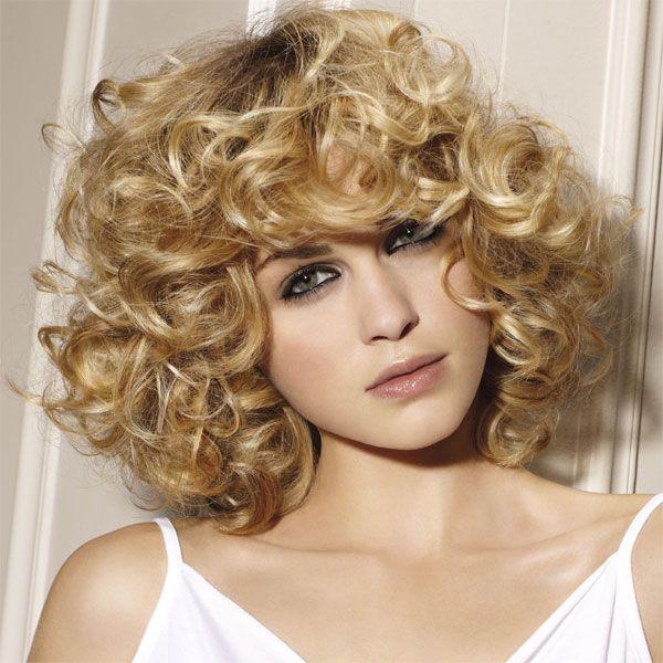 Assez belle coupe cheveux mi long boucles | coupe court et mi long  HM23