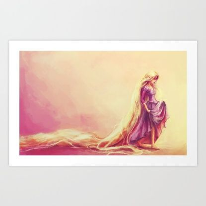 Buy Gilded Art Print by Alice X. Zhang. Worldwide shipping available at Society6.com. Just one of millions of high quality products available.