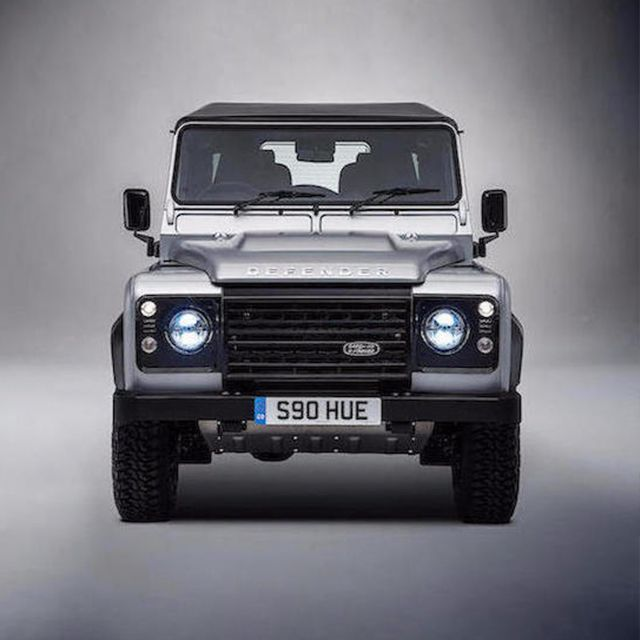 Will You Be Bidding On The 2 Millionth Land Rover Defender Land
