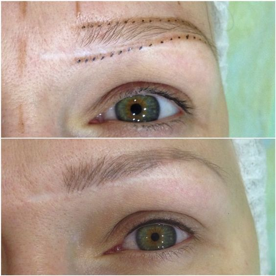 eyebrow microblading blonde hair. eyebrow microblading blonde hair s