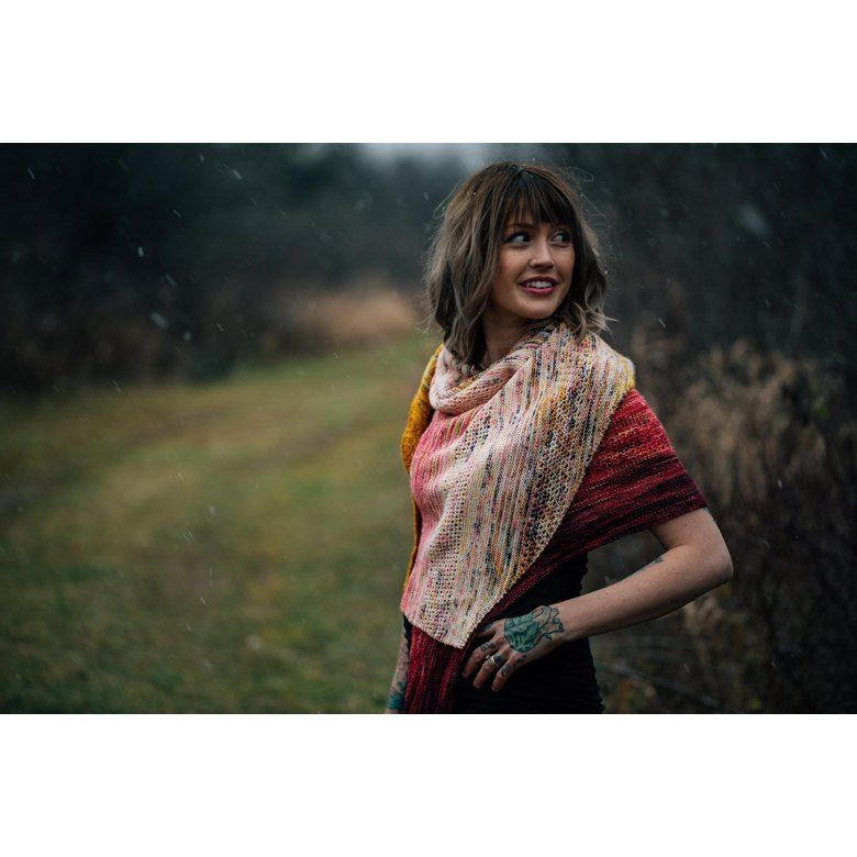Find Your Fade Knitting pattern by Andrea Mowry Knitting