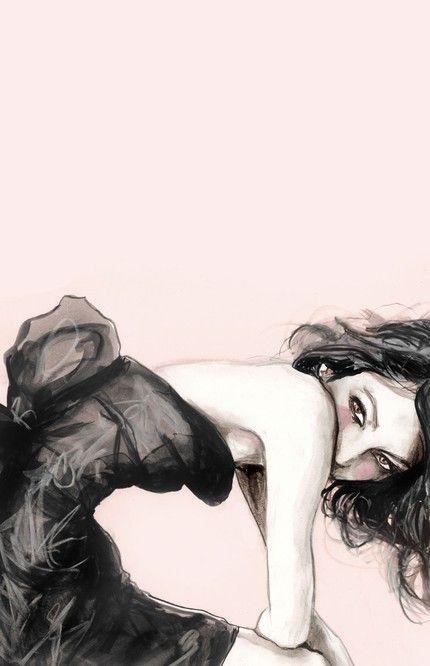 art fashion illustration