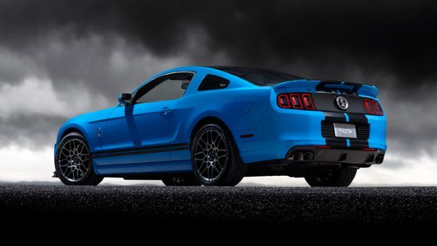 2013 Shelby GT500 Ford Mustang pictures - BBC Top Gear