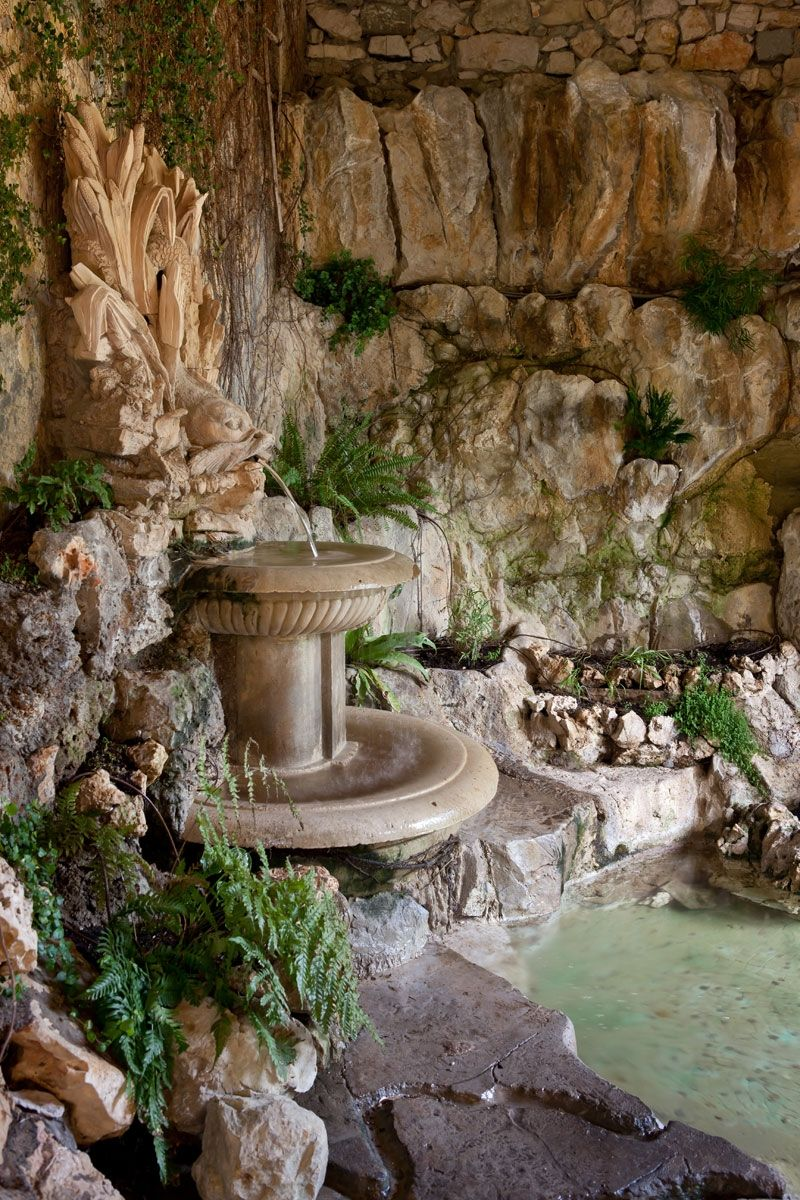 Les jardins villa ephrussi de rothschild palais de la c te d 39 azur saint jean cap ferrat - Jardins ephrussi de rothschild ...
