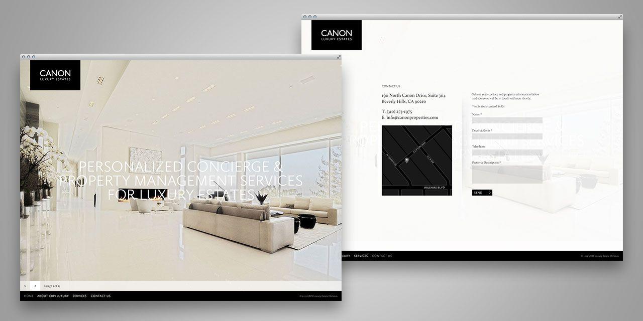 Image Gallery Luxury Real Estate Brochure