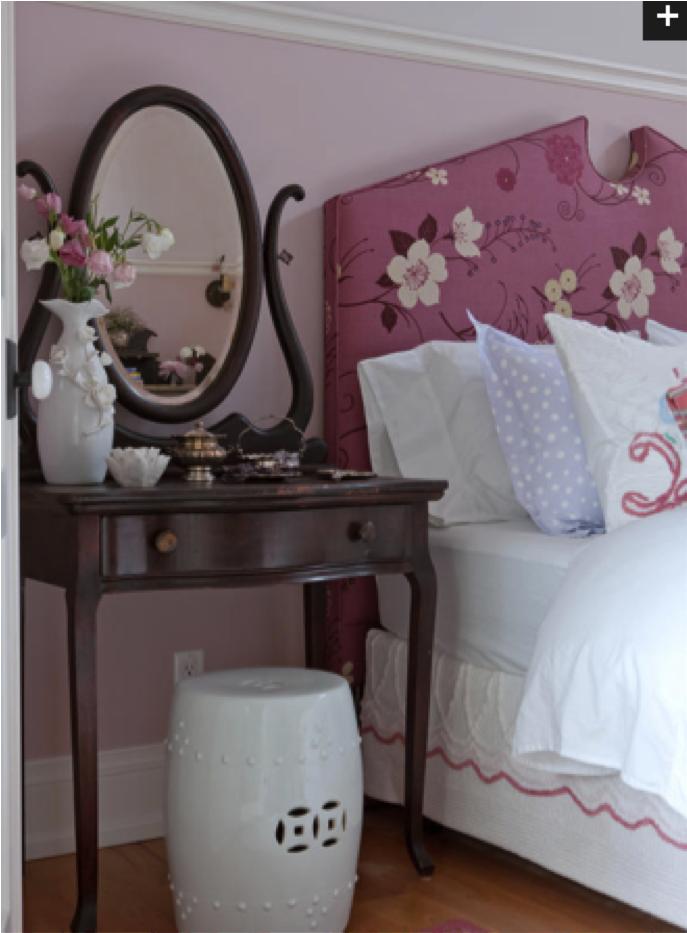 Girl's room, Sarah Richardson