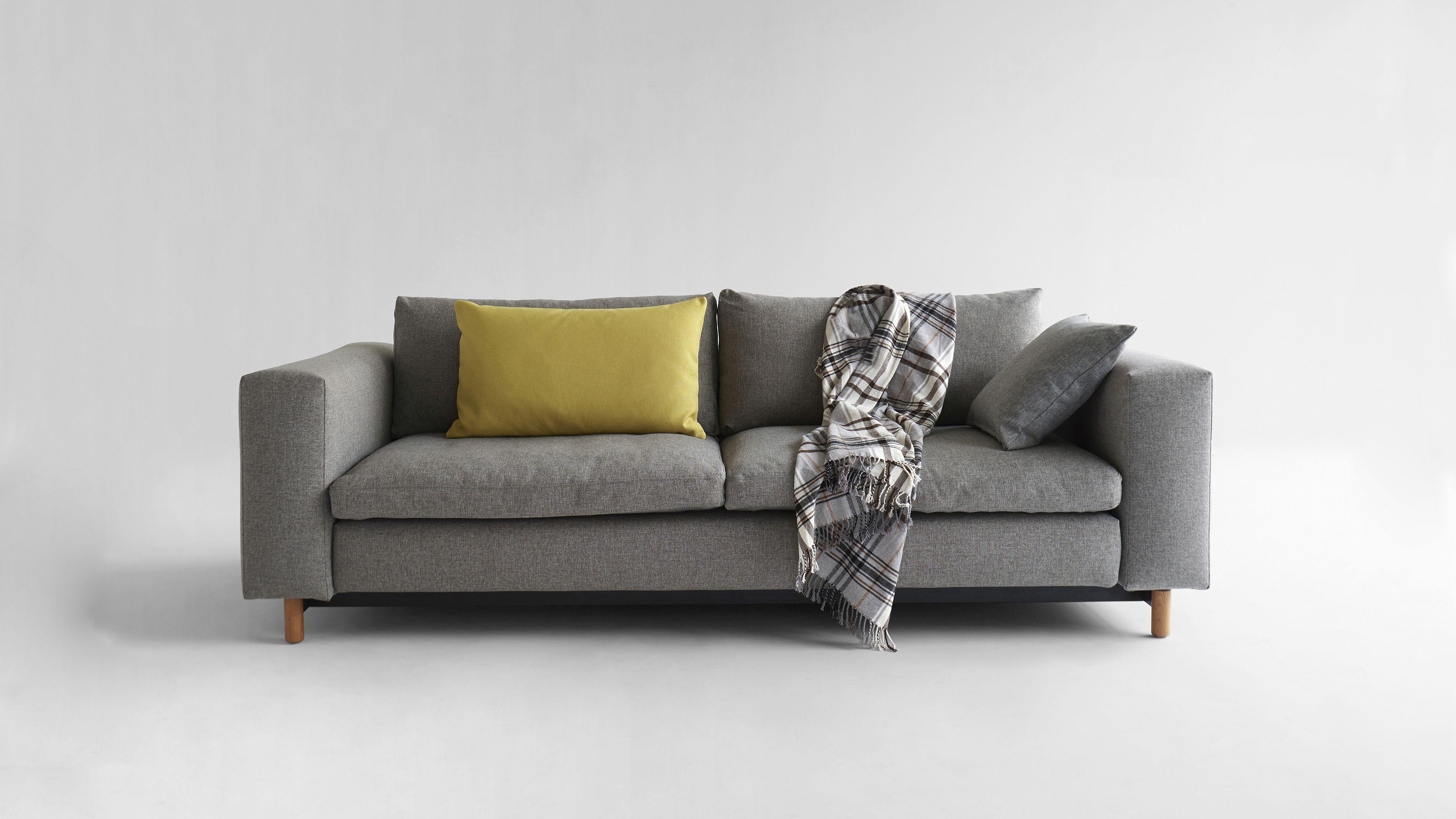 MAGNI sofa rozkładana z podłokietnikami INNOVATION Sofa