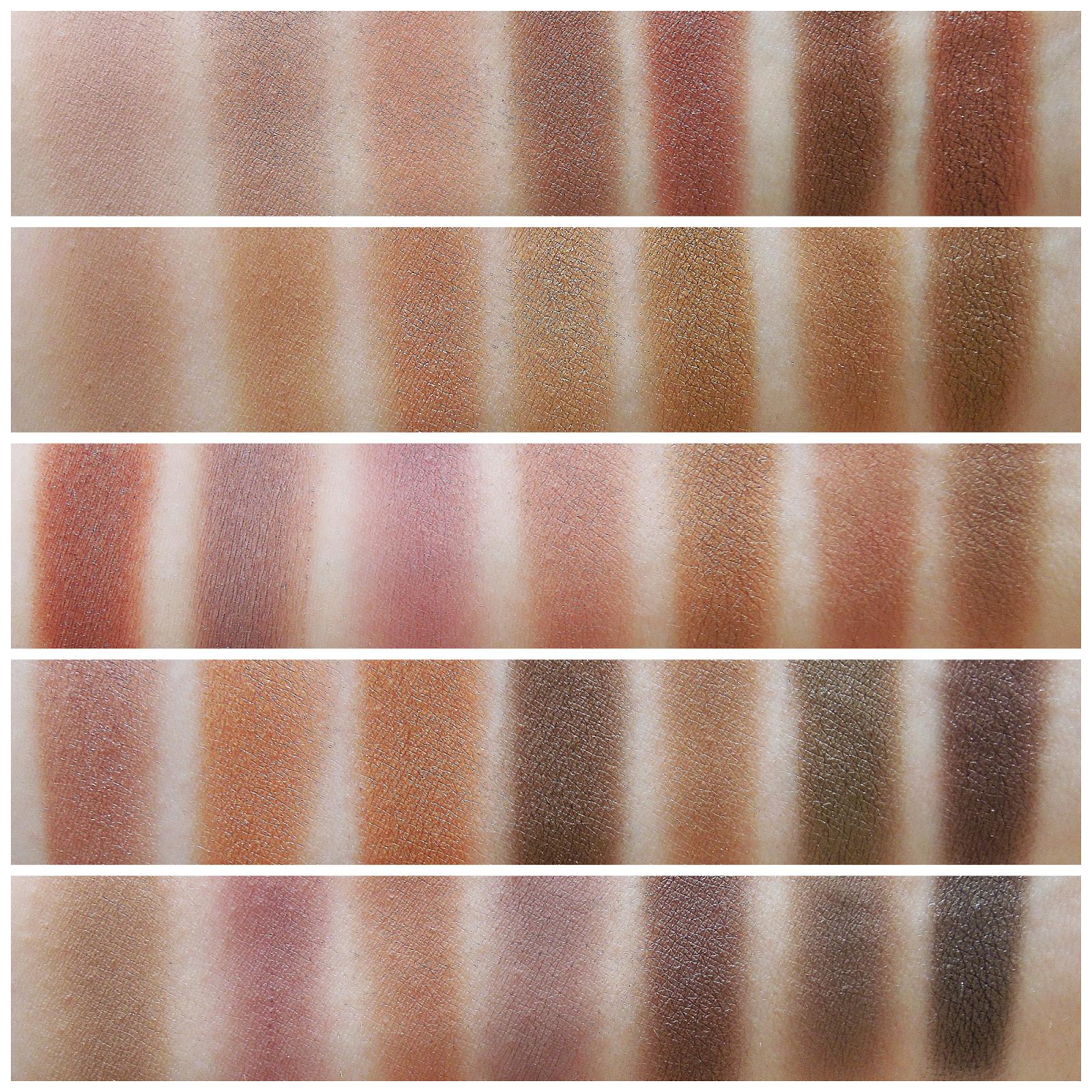 Morphe 35k eyeshadow palette review beauty in bold - Morphe 35t Palette Review