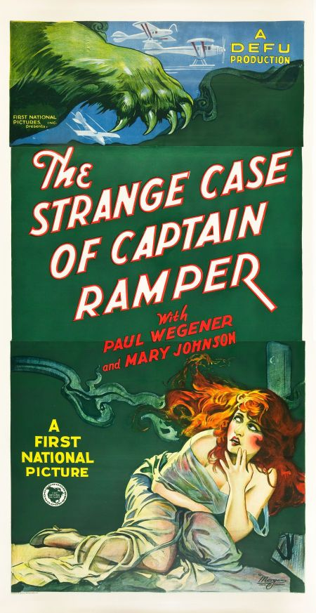 Download The Strange Case of Captain Ramper Full-Movie Free