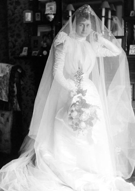 victorian woman in wedding dress montreal quebec circa 1800s ...