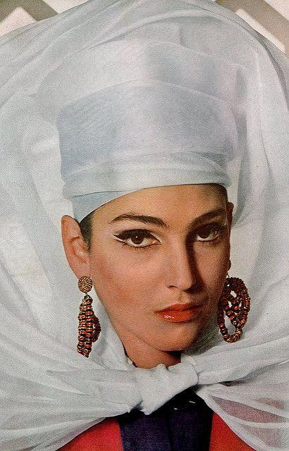 Photo By Irving Penn For Vogue 1965 Icone Della Moda