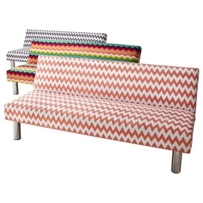 I Dislike Futons But These Are Pretty Cute Target 39 S Chevron Futon Colle