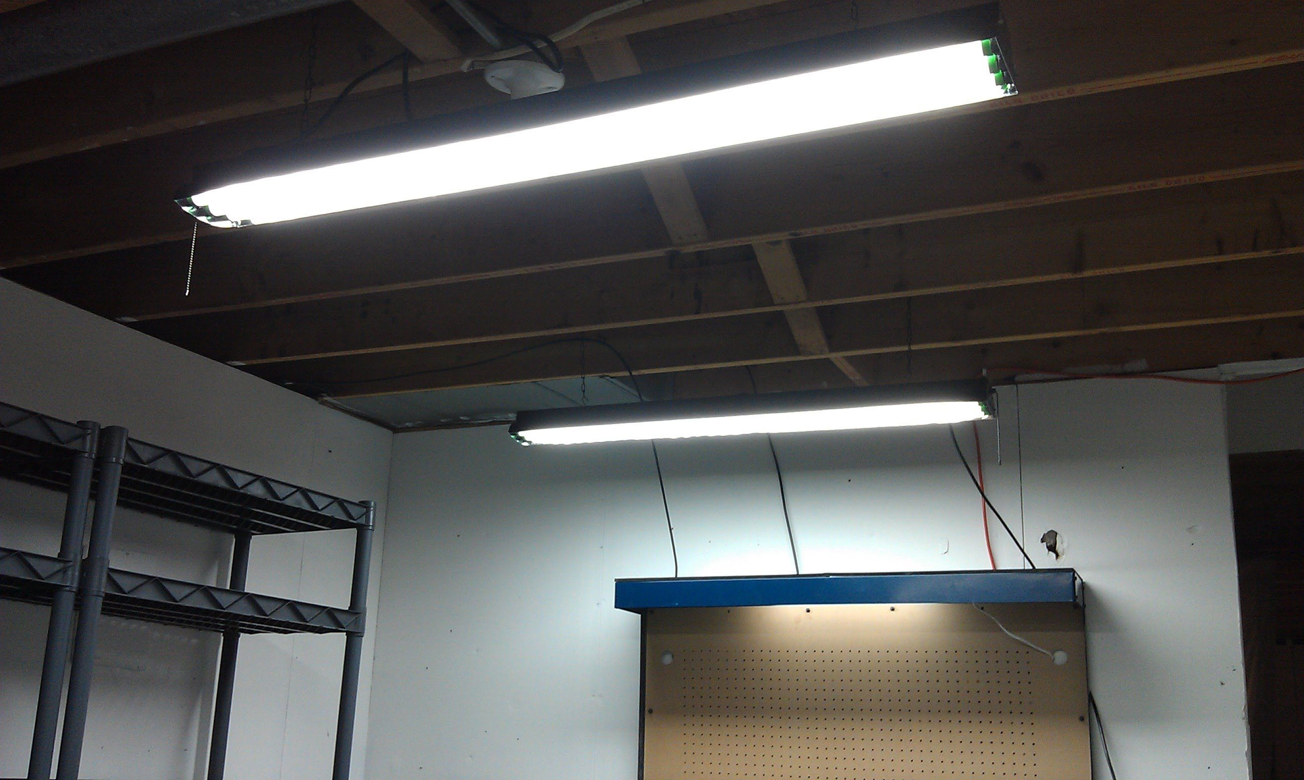 Choosing Garage Lighting Ideas Whether Interior Or Exterior Can