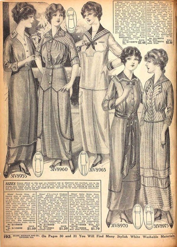 Sears and Roebuck, 1915 macheartist alaneamz