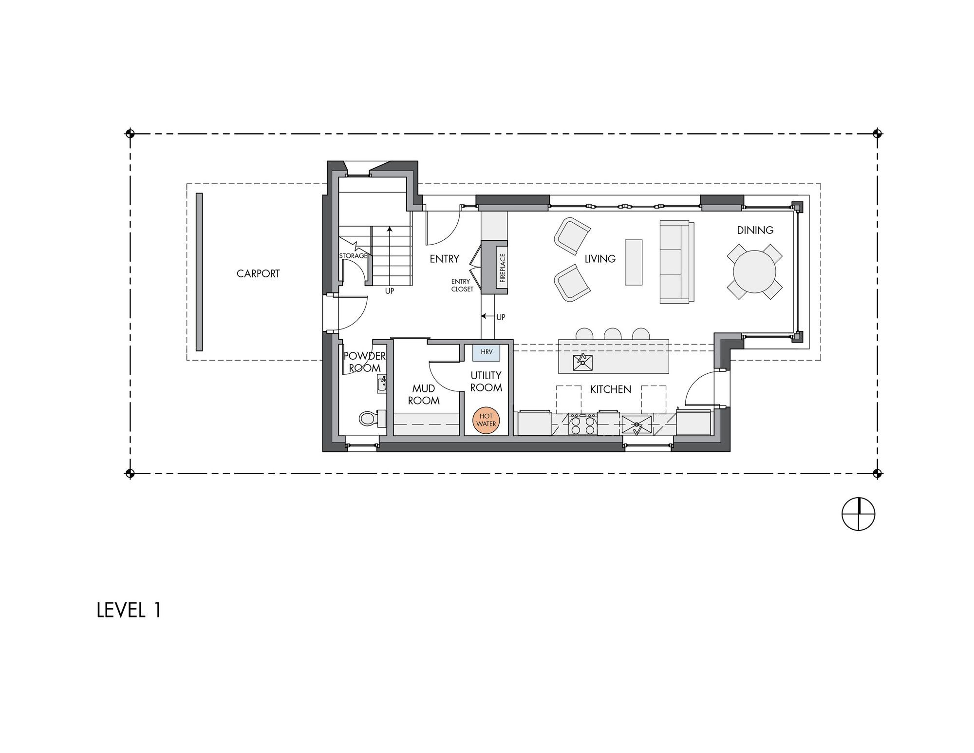 Gallery Of Park Passive House Nk Architects 13 Passive House Architect House Floor Plans