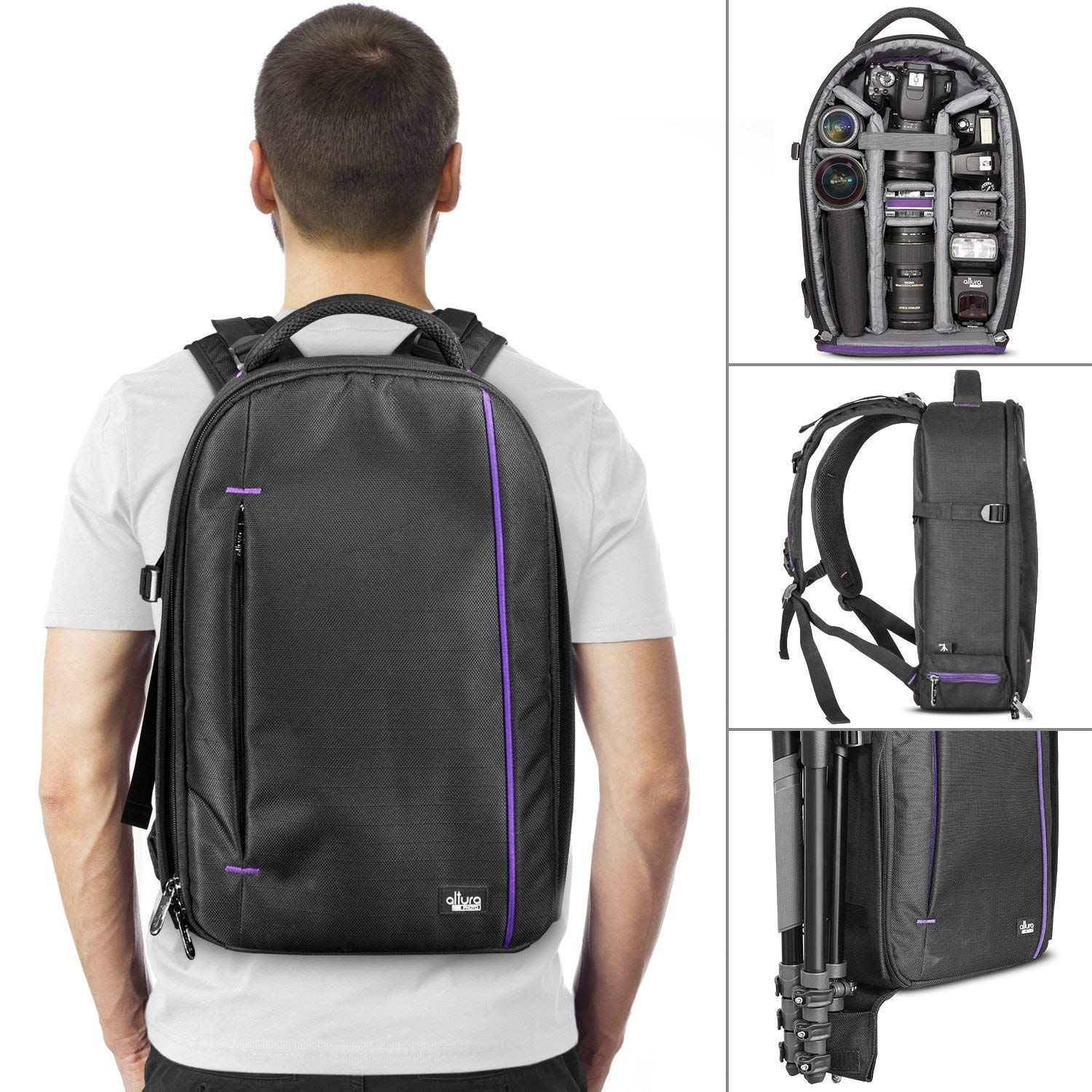 3d7f1fcb6e Top 10 Best Waterproof Camera Backpacks Review