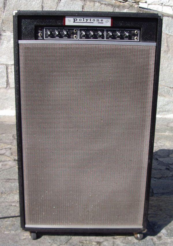 Amps vintage polytone Amps Amps
