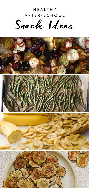 Healthy After-School Snack Ideas