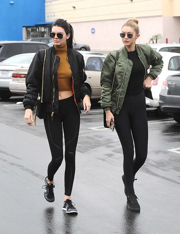 55f60e1923a4 How To Style A Bomber Jacket